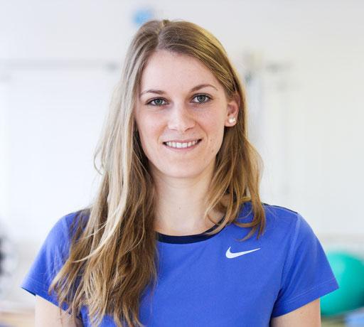 Janina Koppenhöfer - Physiotherapeutin, Lymphtherapeutin, Bobaththerapeutin