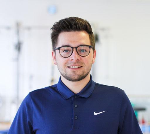 Florian Ziegler - Geschäftsführer und leitender Physiotherapeut, Manualtherapeut, Sportphysiotherapeut, Sporttherapeut, TCM Therapeut, Osteopath i.A.