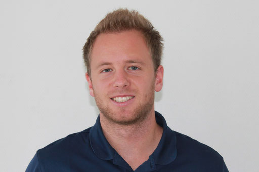 Jonas Halder - Physiotherapeut, Sportphysiotherapeut der SG Sonnenhof 3. Bundesliga, Manualtherapeut