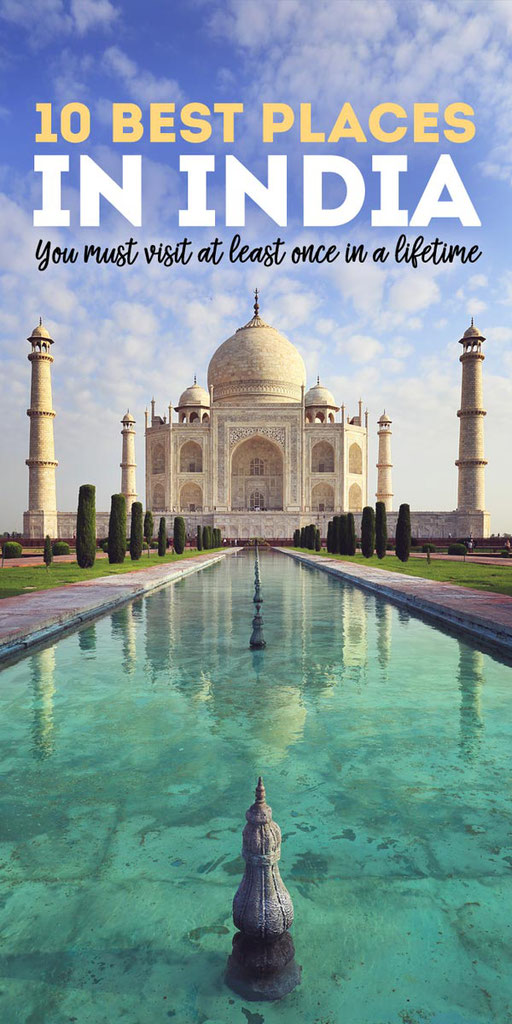 Best Places To Visit In India Plus Things To Do | via @Just1WayTicket | Photo © dtemps/Depositphotos