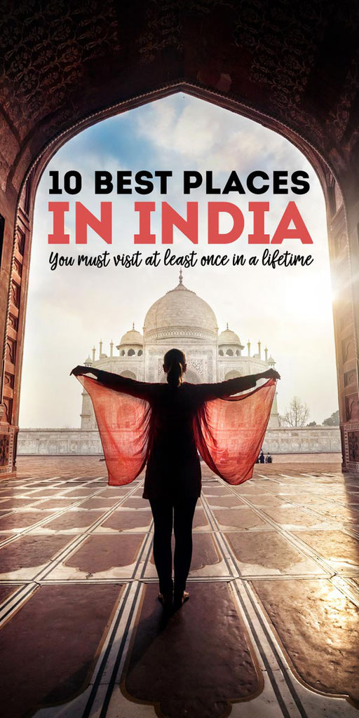 Best Places To Visit In India Plus Things To Do | via @Just1WayTicket | Photo © byheaven/Depositphotos