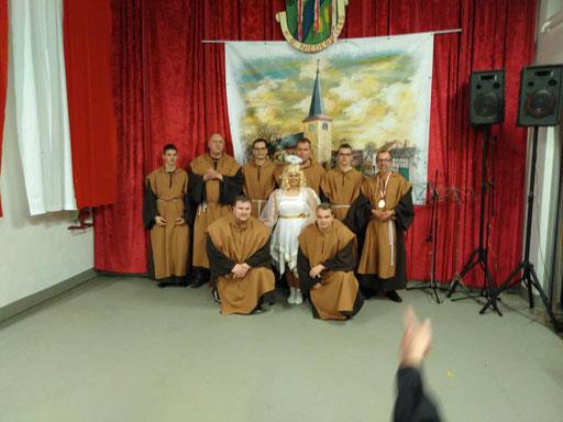 Tanzgruppe Spielmannszug Echo Niederdrees eV. Rheinbach Sitzung 2018