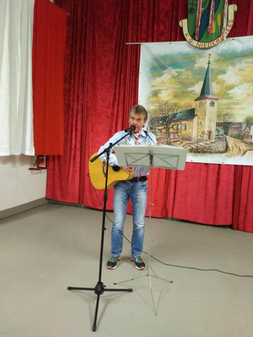 Kafi Biermann Spielmannszug Echo Niederdrees eV. Rheinbach Sitzung 2018