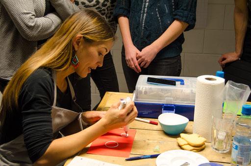 Workshop koekjes decoreren icen