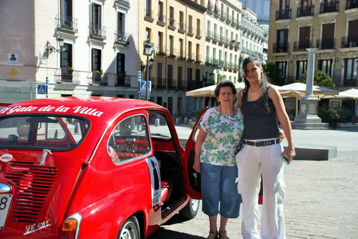 Visita Madrid tours