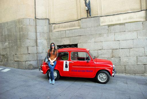 Turismo por Madrid en 600