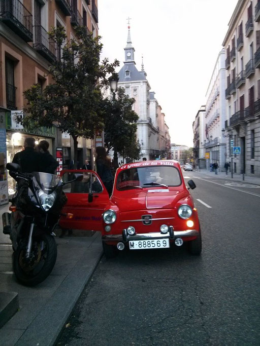 600 tour madrid