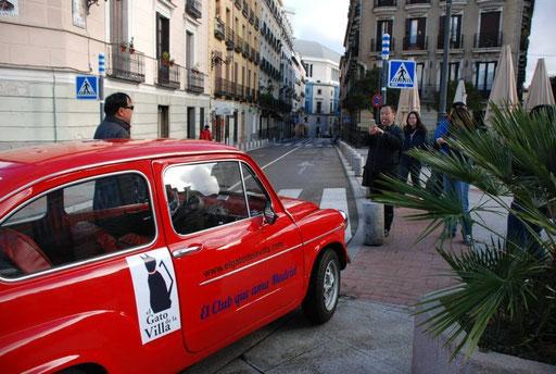 Turismo vacaciones Madrid