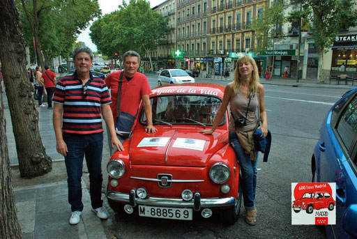 tours por Madrid en 600
