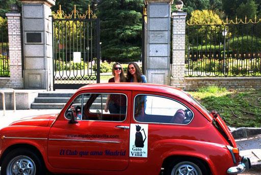 La Rosaleda de Madrid en tour