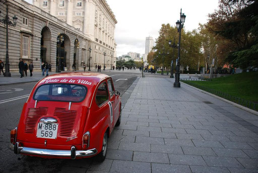 Rutas guiadas Madrid