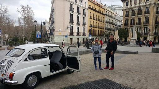 Autobus turistico Madrid