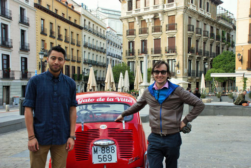 Tours turisticos Madrid