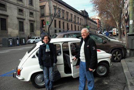 Turismo por Madrid