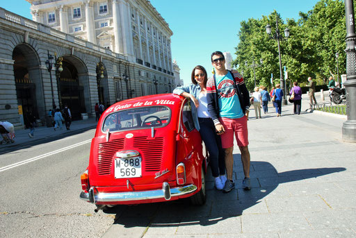 Ruta guiada Madrid