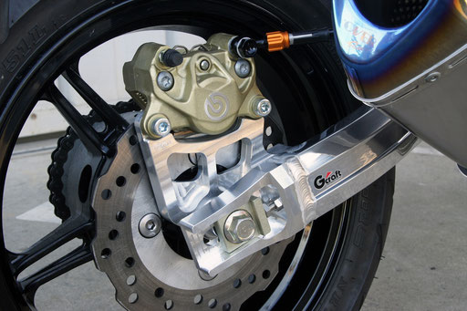 G-creft / rear break caliper support-(brembo , 84mm): 9,500円