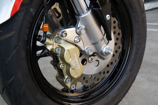 G-creft / break caliper support-(brembo-4P , 40mm): 9,200円