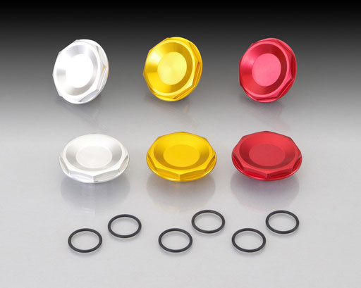 KITACO F-fork top-cap set: 3,100円