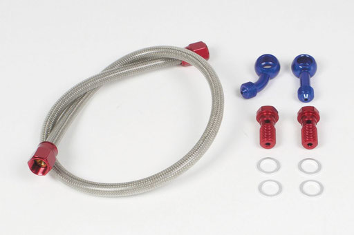 SP-takegawa R-mesh hose KIT : 8,500円 (clera)