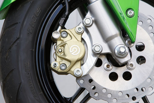 G-creft / break caliper support-(brembo-kani , 84mm): 6,000円