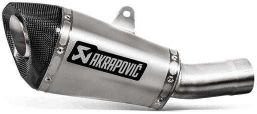 AKRAPOVIC 티탄 슬립온/ e4 사양/ S-H10SO21-ASZT  / 880,000원
