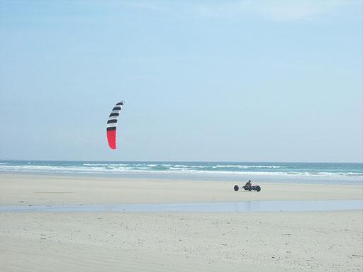 Zahlreiche Aktivitäten mit Wasser und Wind