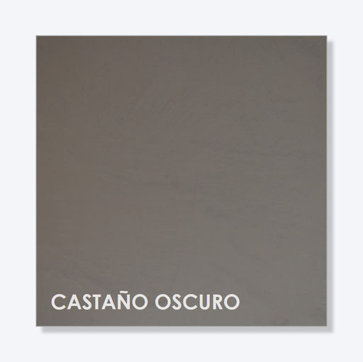 Kleur - Castaño Oscuro