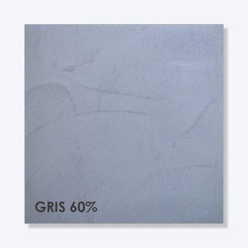 Kleur - Gris 60%