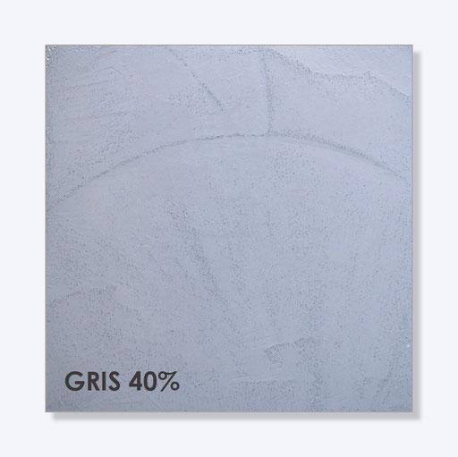Kleur - Gris 40%