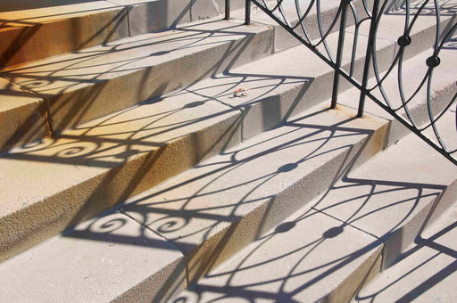 Step Shadows Rising