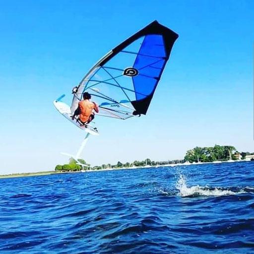 Windfoil Maubuisson Force7