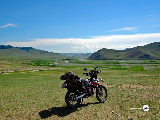 Orkhon Valley, Mongolei