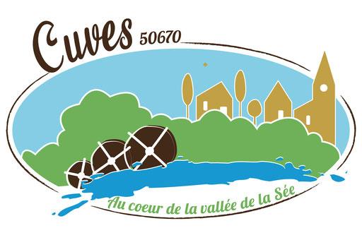 Logo de la commune de Cuves 50670