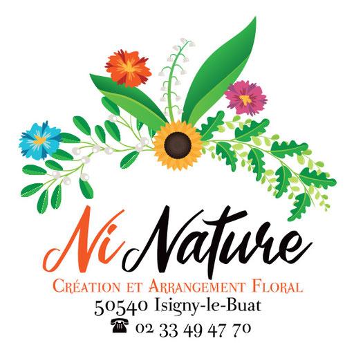 Logo / Carte / Stickers NiNature