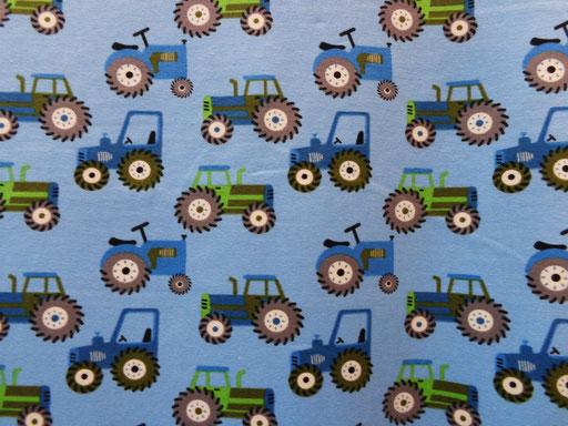 Traktor in Jersey