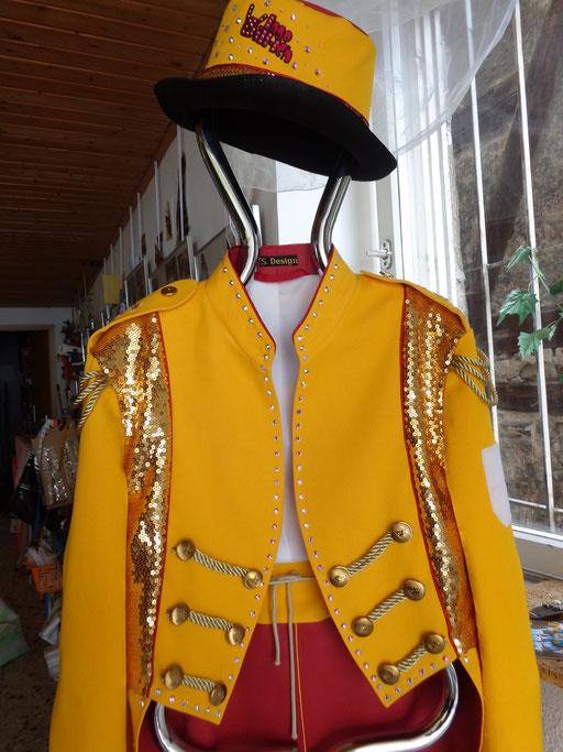 Kostüm für Ingo Willich - Frack