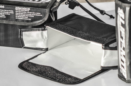 ignifuged bag