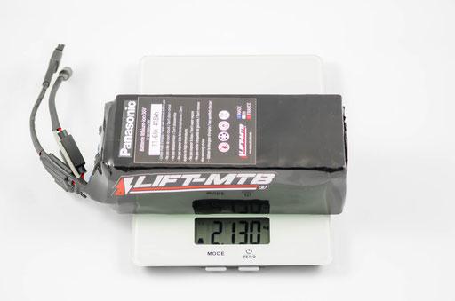 batterie 11.6ah