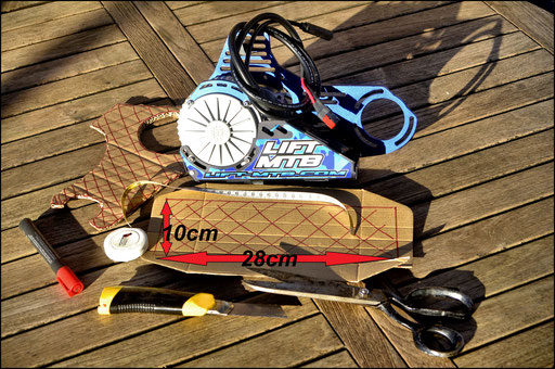 Kit de conversión de bicicleta eléctrica de descenso