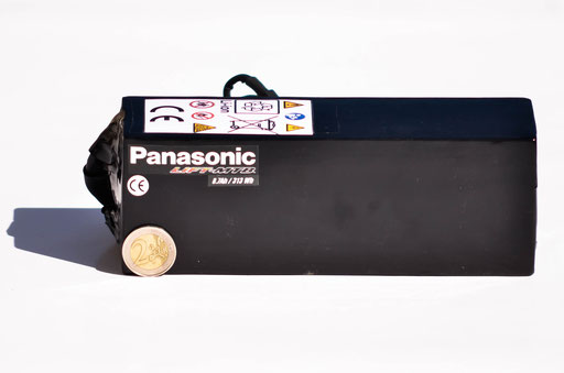 battery for e-bike