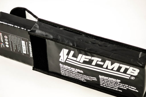 additional battery E-bike backpack