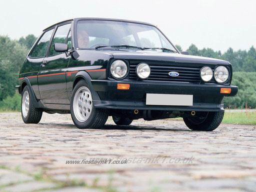 Fiesta XR2 MK1