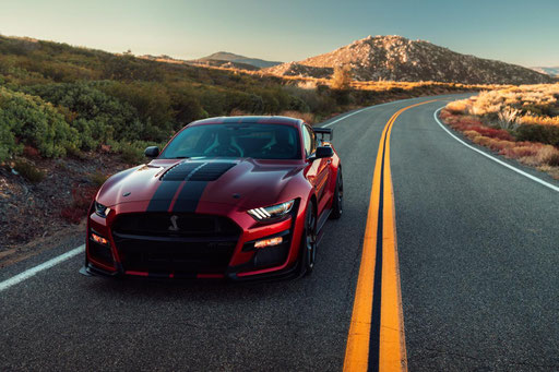 Mustang GT500
