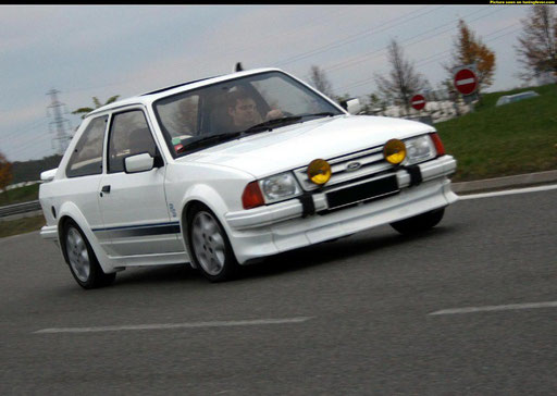 Escort RS Turbo MK3