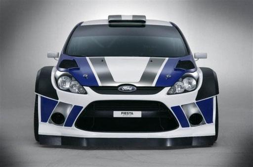 Fiesta S-WRC