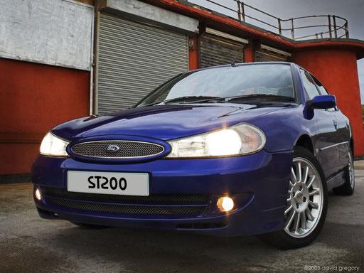 Mondéo ST 200
