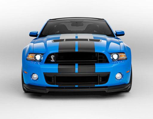Mustang GT500 2012
