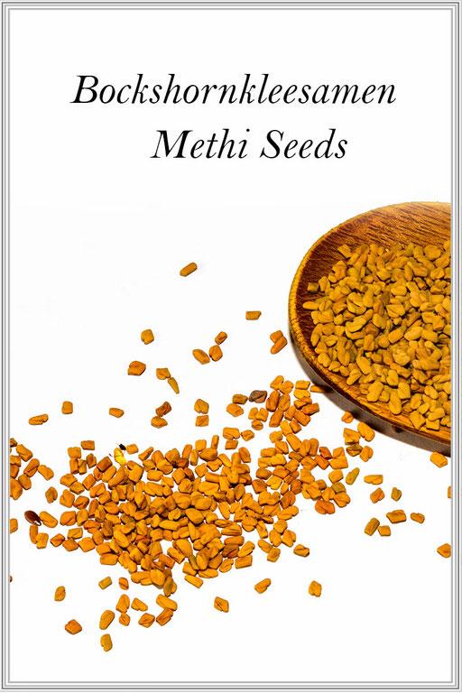 Bockshornkleesamen - Methi Seeds - MJPics
