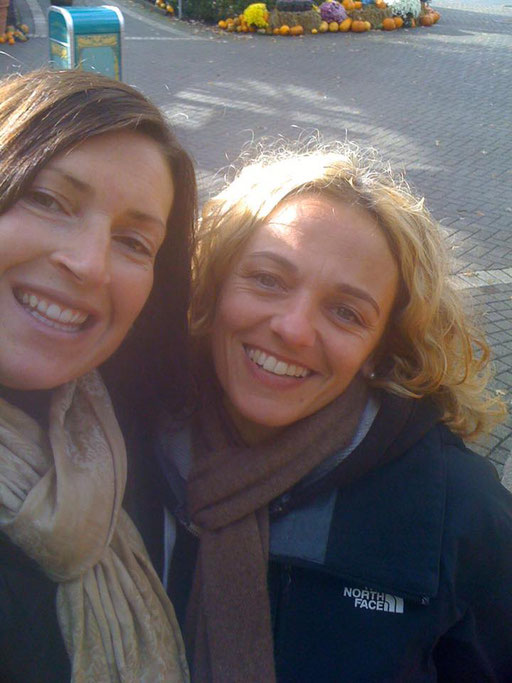 Andrea Rothenbühler & Patricia Zingarello