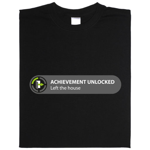 Achievement unlocked